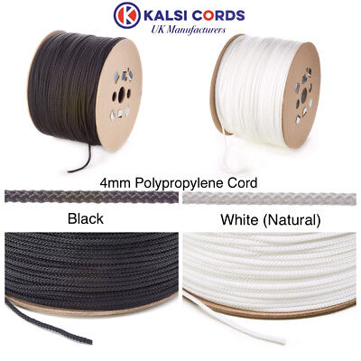 Polypropylene Rope Braided Poly Cord Strong String Boating Camping Sailing Yacht 6