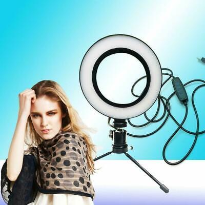 Anello Luminoso Treppiedi Video Luce Led Fotografia Cellulare Per Youtube Tiktok 10