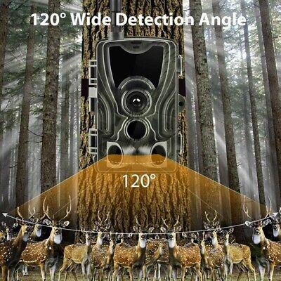 1080P Caméra de Chasse Caméra de Surveillance IR HD Nuit Vision GSM/MMS/SMTP/SMS 5