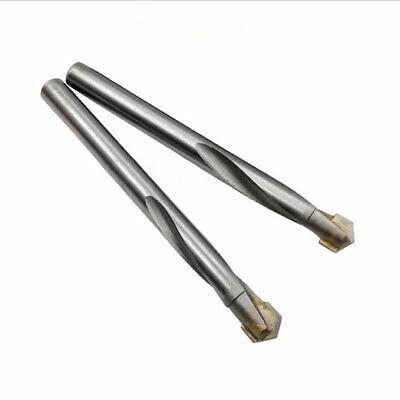 3-16mm Tungsten Carbide Tip Drill Bit TCT Twist For Stainless Steel Iron Cutting 5