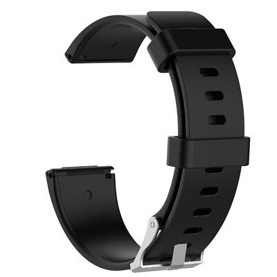 Fitbit Versa/Lite/Versa 2 Replacement Band Wristband Silicone Sports Watch Strap 3