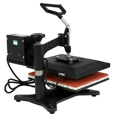 12 X 10 Digital Clamshell T SHIRT HEAT PRESS HEATPRESS TRANSFER MACHINE NEW 3