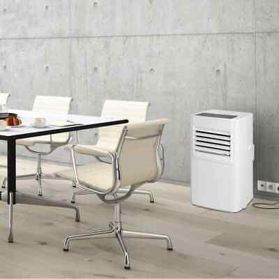 Bestron Climatiseur Mobile Blanc Rafraîchisseur d'Air Plastique Ventilateur 2