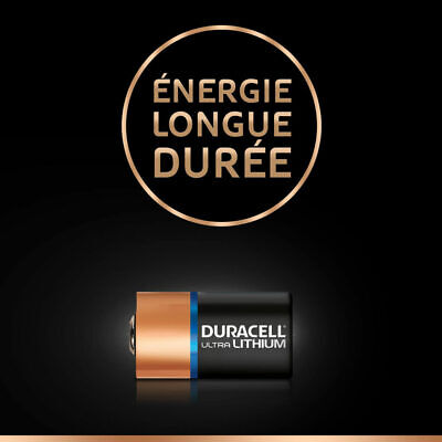 Pile CR2 / DLCR2 / CR15H270 EL1CR2 Duracell Photo Lithium 3V Bulk EXP 2028 7