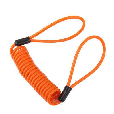 Sicherheit Spiralkabel Spiralband Schlüsselband SCHLÜSSEL Kabel Grün