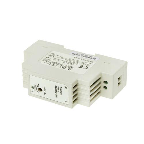 DR-15W Industrial DIN Rail Switching 5V 12V 15V 24V Power Supply 3
