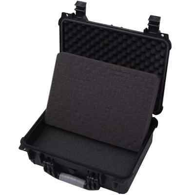 Protective Equipment Hard Carry Case Box Plastic Travel 3 Removable Foam 3 Sizes 4