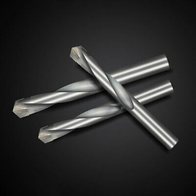 3-16mm Tungsten Carbide Tip Drill Bit TCT Twist For Stainless Steel Iron Cutting 7