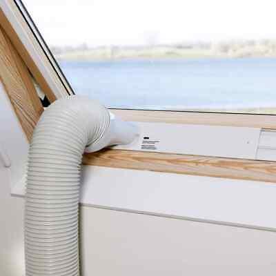 Bestron Climatiseur Mobile Blanc Rafraîchisseur d'Air Plastique Ventilateur 6