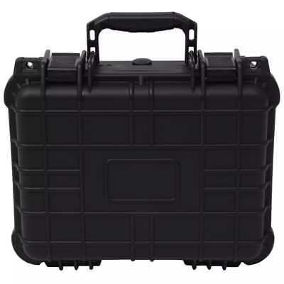Protective Equipment Hard Carry Case Box Plastic Travel 3 Removable Foam 3 Sizes 8