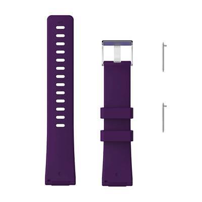 Fitbit Versa/Lite/Versa 2 Replacement Band Wristband Silicone Sports Watch Strap 2
