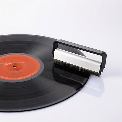 Hama Carbon Fibre Anti Static Vinyl Record Cleaner Brush 44707 2