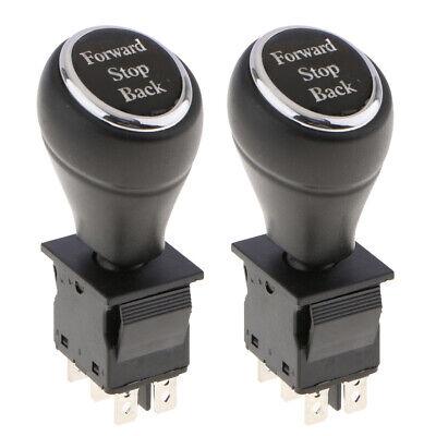 2PCS Forward Stop Back Joystick For Kid's Car,Joystick Switch Rc Car Switch 10
