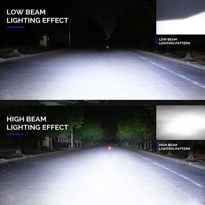 110W 26000LM H7 CSP Chip LED Scheinwerfer Kit Birnen DRL Leuchte Lampen Weiß 6K 12