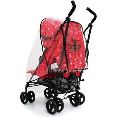 Heavy Duty Rain Cover To Fit Argos Cuggl Hawthorn 4 Wheeled Stroller Luna rc