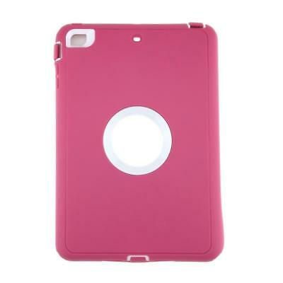 iPad 2 3 4 Air 2 & MINI Defender Case Shockproof Cover Built-in Screen Protector 6