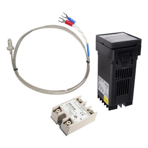 0℃~400℃ REX-C100 Digital Intelligent Thermostat PID Temperature Controller