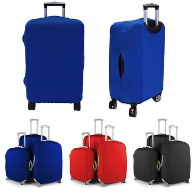 "Elastic Anti Luggage Suitcase Protector Cover Suitcase Anti  Scratch 18""-28"" 2"