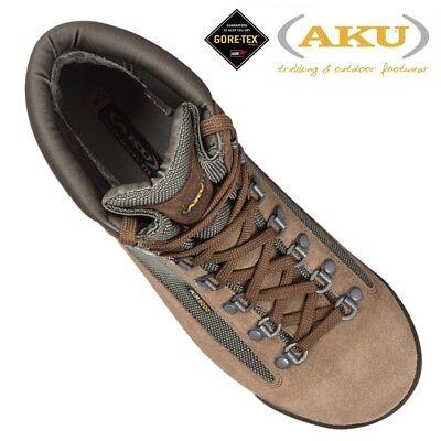 02c66a6e8a215 ... Scarpe AKU SLOPE GTX 885.4 Scarponcini Trekking Boots Anfibi GORETEX® Vera  Pelle 6