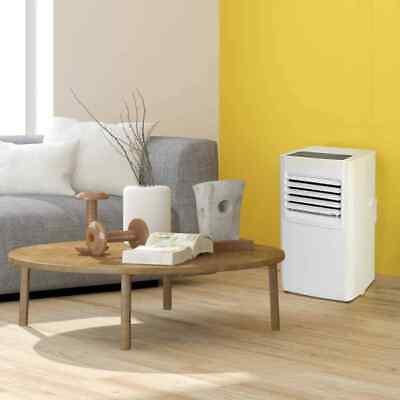 Bestron Climatiseur Mobile Blanc Rafraîchisseur d'Air Plastique Ventilateur 3