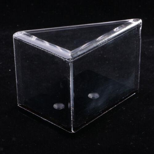 4 Deck Dealer Spielkarte Discard Tray für Casino Blackjack Tischspiel Teil