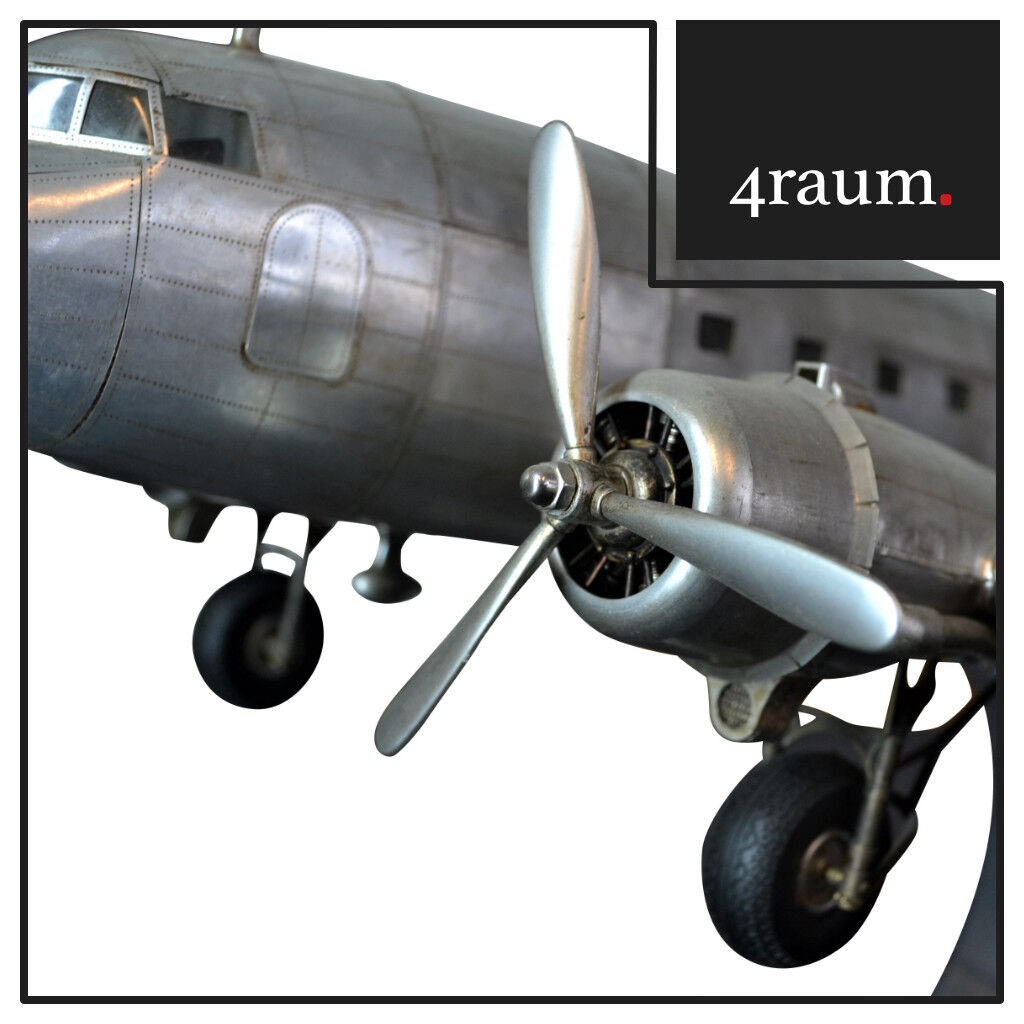 Authentic Models Flugzeugmodell Dakota DC3 I Dekoration | 6