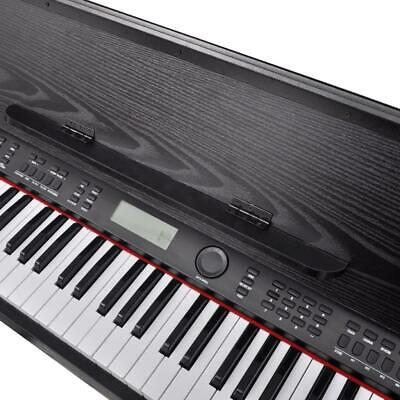 Classic 88 Standard Size Keys Electronic Digital Music Piano Keyboard with Stand 6