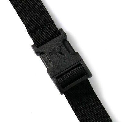 Puma Sole Waist Bag Sac de ceinture Banane sac noir 076639 01