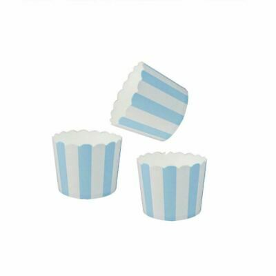 WELCOME BABY BOY Birthday Party Paper Flower Decoration Cake Toppers Cupcake