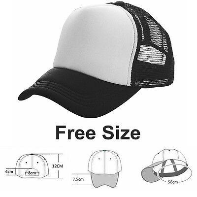 ... 6 di 12 Uomo Donna Mesh Snapback Sport Golf Cappello Baseball Stile  Camionista Curvo 7 ba419466119c
