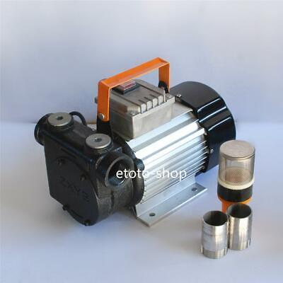 1100W 240V Heavy Duty Bio Diesel Fuel Transfer Pump 150L/min 2