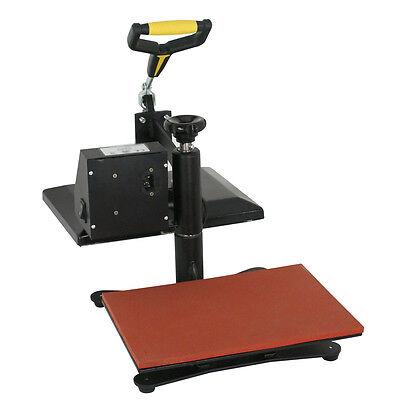 12 X 10 Digital Clamshell T SHIRT HEAT PRESS HEATPRESS TRANSFER MACHINE NEW 9