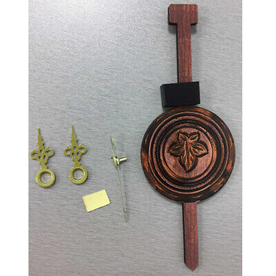 Decorative Wood Wooden Cuckoo Wall Clock with Pendulum for Home Decoration Gifts 4