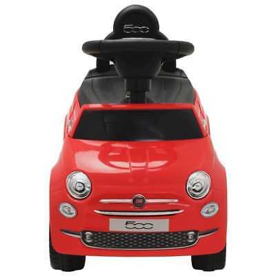 vidaXL Coche Correpasillos para Niño Fiat 500 Carrito Juguete Diversos Colores 2