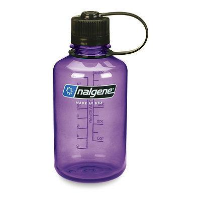 NALGENE Everyday Trinkflasche 0,5 L BPA frei Weithals Wasser Sport Flasche NEU