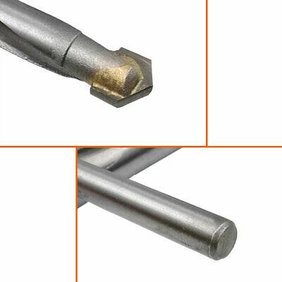 3-16mm Tungsten Carbide Tip Drill Bit TCT Twist For Stainless Steel Iron Cutting 3