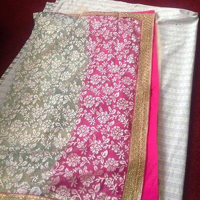 Ladies Indian saree 3