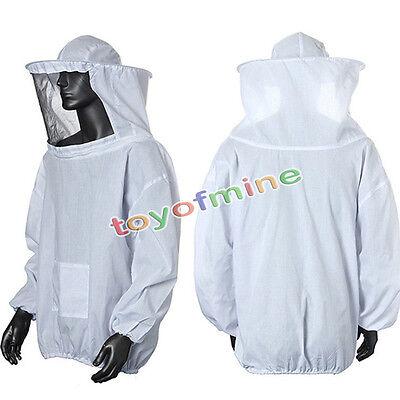 Combinaison Complete Apiculture Voile Veste Anti Abeille Costume Protection 5
