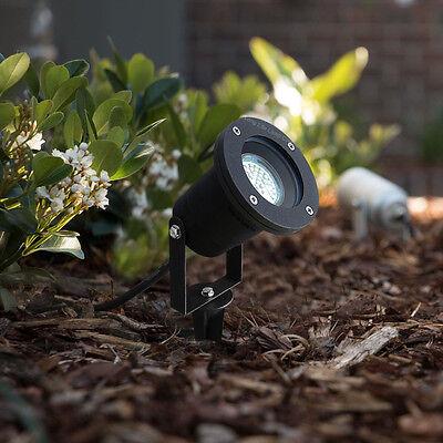 Garden Spike Lights Adjustable Outdoor IP65 GU10 Mains Various Pack Sizes 8