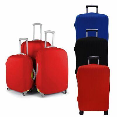 "Elastic Anti Luggage Suitcase Protector Cover Suitcase Anti  Scratch 18""-28"" 3"