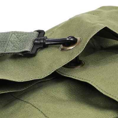 vidaXL Sac de Sport en Style Militaire 3-en-1 120 L Camouflage Sac de Camping