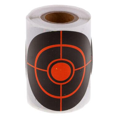 100Pcs Spritzer Ziel Schießen Sticker Selbstklebend Bogenschießen Tools Nützlich