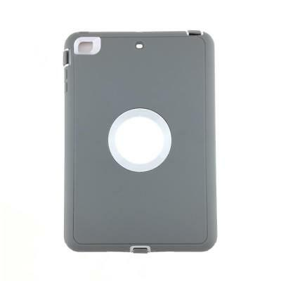 iPad 2 3 4 Air 2 & MINI Defender Case Shockproof Cover Built-in Screen Protector 5