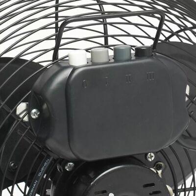 Bestron Ventilateur industriel noir 35 cm 55 W DFA30 Ventilateur de table 3