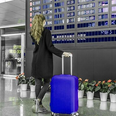 "Elastic Anti Luggage Suitcase Protector Cover Suitcase Anti  Scratch 18""-28"" 8"