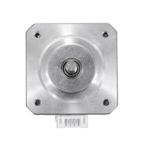 Metal Nema 17 Bipolar Stepper Motor 28N.cm 0.4A 12V 1.8° For CNC/3D Printer 3