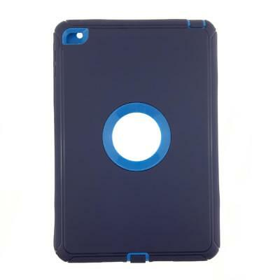 iPad 2 3 4 Air 2 & MINI Defender Case Shockproof Cover Built-in Screen Protector 8