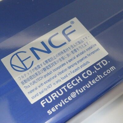FURUTECH GTX-D NCF (R) High-End Grade Consent Wall Outlet Rhodium plating 3