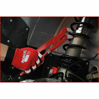 "KS Tools Giratubi Modello Svedese 45° 1/2"" Chiavi Ganasce S per Tubi Idraulico 2"