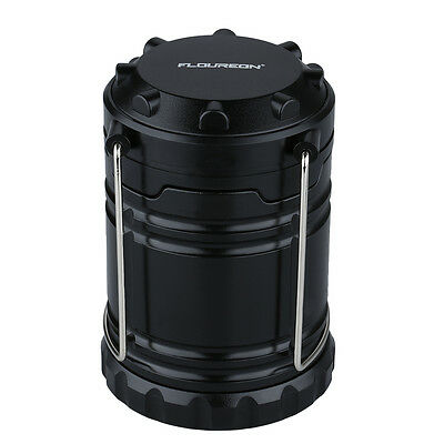 2p x 30 LED Camping Lantern Portable Collapsible Light Outdoor Hiking Work Lamp 9